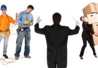 Olika yrken och vägar till att söka jobb